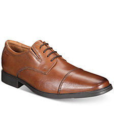 Clarks Men's Tilden Cap Toe Oxford
