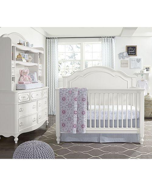 Furniture Harmony Baby Crib Furniture Collection
