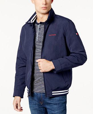 tommy hilfiger men 39 s regatta jacket hoodies. Black Bedroom Furniture Sets. Home Design Ideas