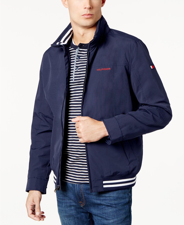 Tommy Hilfiger Regatta Men's Jacket (4 colors)