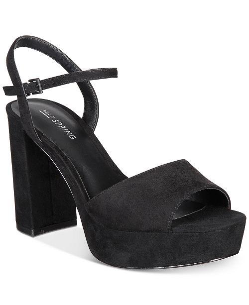 Call It Spring Raresen Platform Dress Sandals
