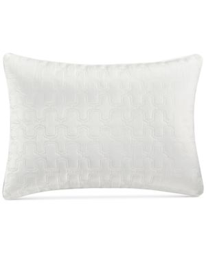 Closeout! Hotel Collection Inlay Quilted Standard Sham, Created for Macy's Bedding