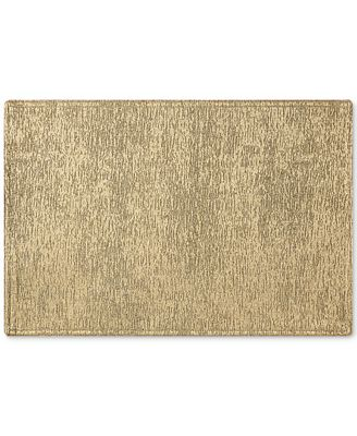 Waterford Moonscape Gold Placemat