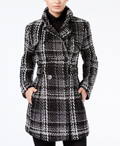 Peacoat Juniors Coats - Macy's