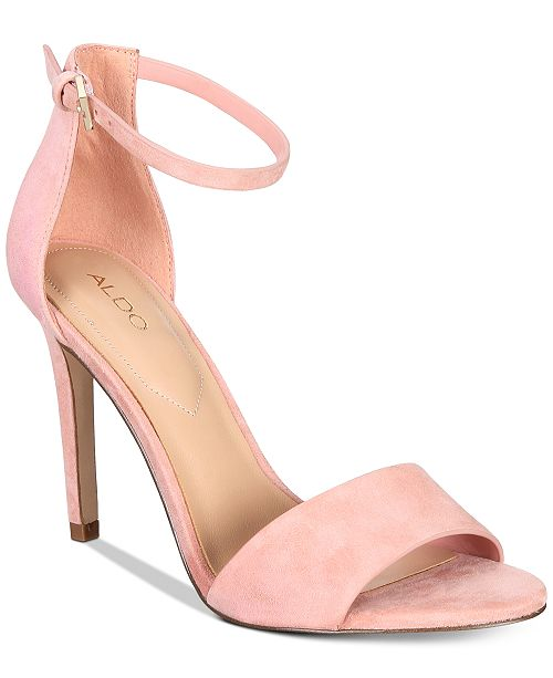 f7bdc9699ca ALDO Fiolla Two-Piece Dress Sandals   Reviews - Sandals   Flip Flops ...