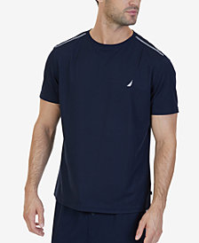 Nautica Moisture Reducing Pajama T-Shirt