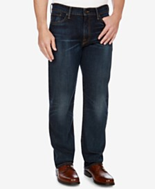 Lucky Brand Men's 363 Straight Fit Vintage Jeans