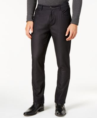 Slim Black Dress Pants mrIIVexY