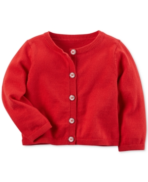 Carters Cotton Cardigan Baby Girls (024 months)