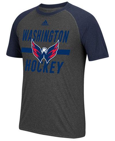 adidas Men's Washington Capitals Breakaway T-Shirt