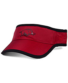 Top of the World Arkansas Razorbacks Baked Visor