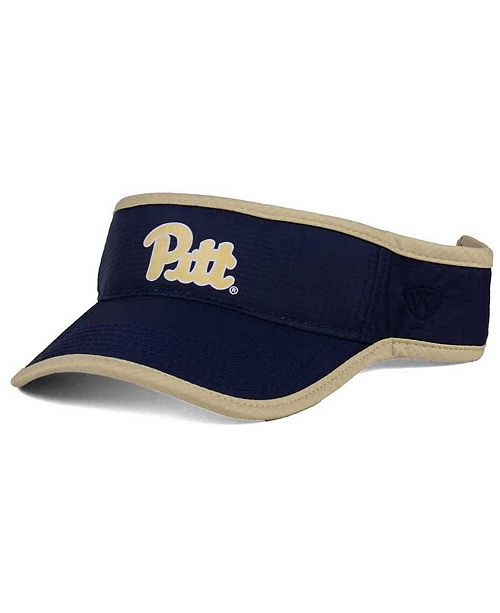 Top of the World Pittsburgh Panthers Baked Visor