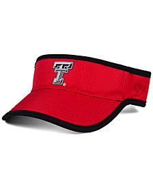 Top of the World Texas Tech Red Raiders Baked Visor