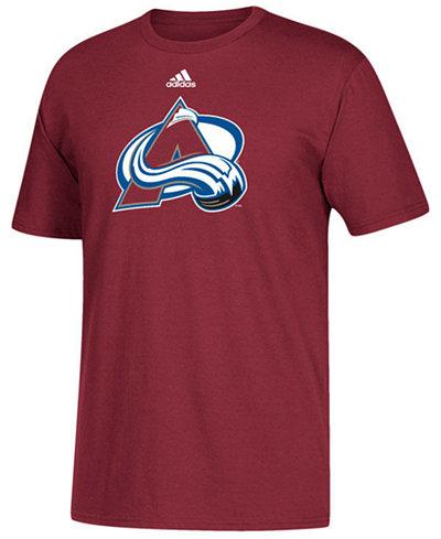 adidas Men's Colorado Avalanche Primary Go To T-Shirt