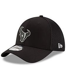 New Era Houston Texans Black/White Neo MB 39THIRTY Cap