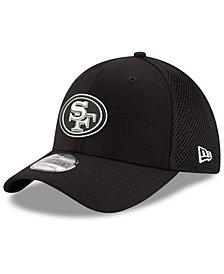 New Era San Francisco 49ers Black/White Neo MB 39THIRTY Cap
