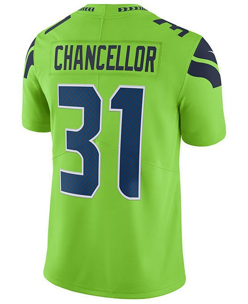 f7f6862e3fc ... Nike Men s Kam Chancellor Seattle Seahawks Limited Color Rush Jersey ...
