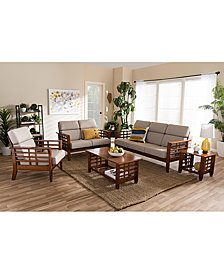 Larissa Living Room Collection, Quick Ship