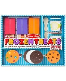 Melissa & Doug Wooden Frozen Treats Set
