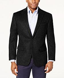 Lauren Ralph Lauren Cashmere-Blend Solid Classic-Fit Sport Coat