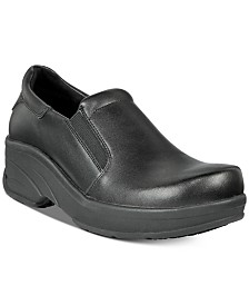 Easy Works by Easy Street Appreciate Slip-on Clogs