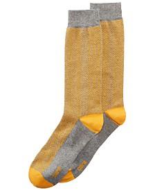 Bar Iii Men S Herringbone Socks Created For Macy