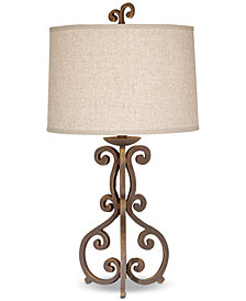 CLOSEOUT! Pacific Coast Barcelona Table Lamp
