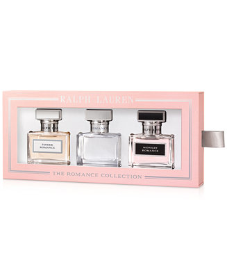 Ralph Lauren 3 Pc The Romance Collection Gift Set All