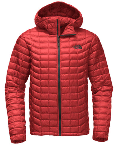 The North Face Men's ThermoBall™ Hooded Jacket - Coats & Jackets ...