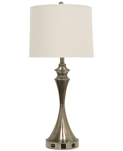StyleCraft Jalynn Table Lamp