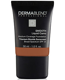 Dermablend Smooth Liquid Camo Foundation, 1.0 fl. oz.