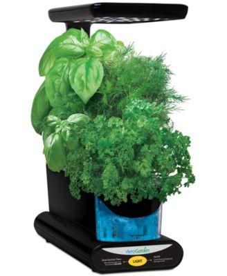 Aerogarden Sprout LED 3Pod Smart Countertop Garden Electrics