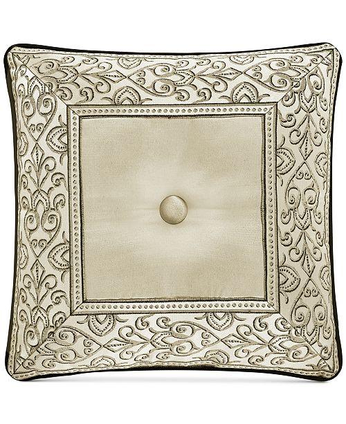"J Queen New York Mirabella 20"" x 20"" Decorative Pillow"