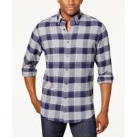 Deals on Club Room Men's Flannel Shirt