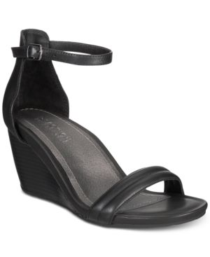 Image of Kenneth Cole Reaction Women's Cake Icing Wedge Sandals Women's Shoes