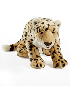 FAO Schwarz Cheetah Stuffed Animal