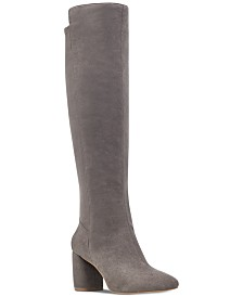 f40dca20346 Black 7 Nine West Boots - Macy s