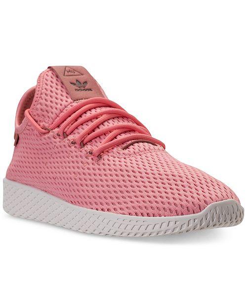 b5931187e663c adidas Unisex Originals Pharrell Williams Tennis HU Casual Sneakers from  Finish Line ...