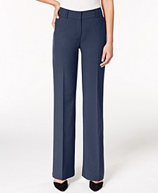 Curvy Bootcut Pants, Regular, Short Lengths, Created for Macy's