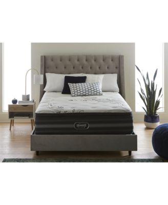 Vivianne 15'' Luxury Firm Pillow Top Mattress Set- Twin XL