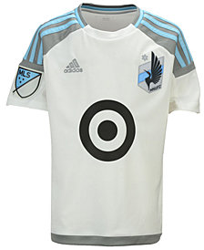 adidas Minnesota United FC Secondary Replica Jersey, Big Boys (8-20)