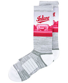 Strideline Indiana Hoosiers Campus Stadium Socks