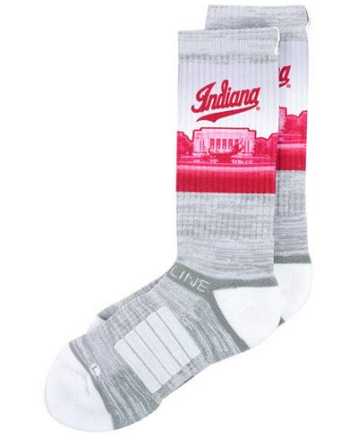 Strideline Indiana Hoosiers Campus Stadium Socks