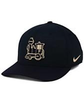 low priced 8c113 644ba Nike Purdue Boilermakers Vault Swoosh Flex Cap
