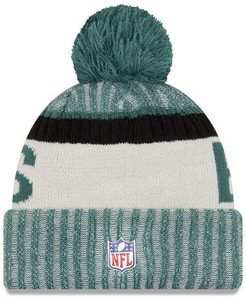 New Era Philadelphia Eagles Sport Knit Hat - Sports Fan Shop By Lids ... 15aea75897b