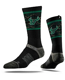 Strideline South Florida Bulls Crew Socks II