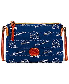 Dooney & Bourke NFL  Nylon Crossbody Pouchette