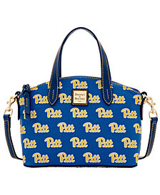 Dooney & Bourke Pittsburgh Panthers Ruby Mini Satchel Crossbody