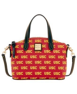 USC Trojans Ruby Mini Satchel Crossbody
