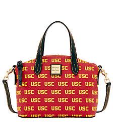 Dooney & Bourke USC Trojans Ruby Mini Satchel Crossbody